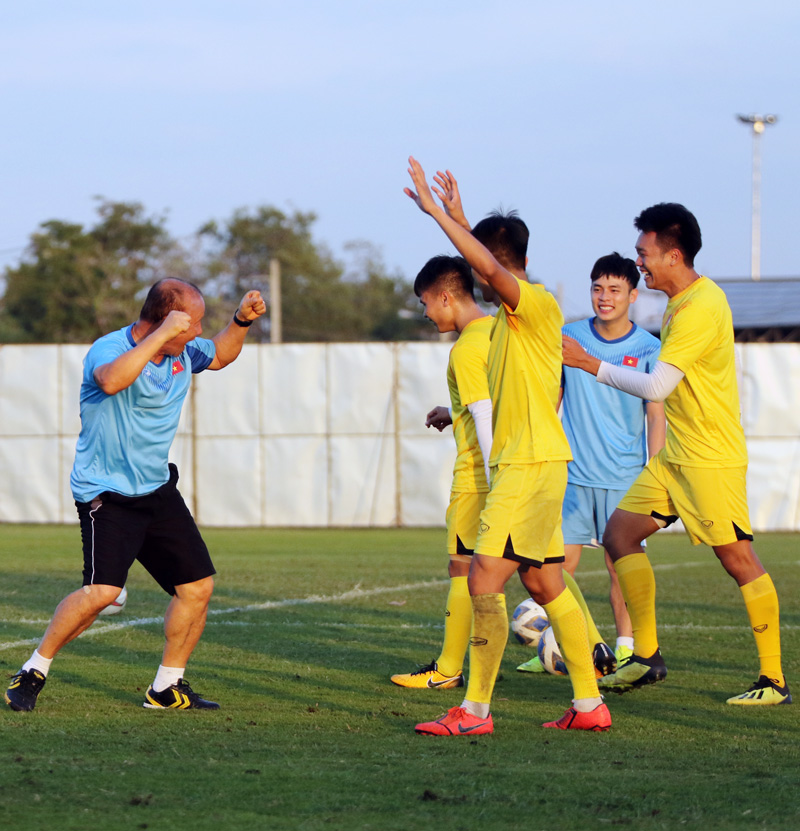 Trung vệ Ngọc Bảo tự tin: 'U23 Việt Nam đã có cách khắc chế UAE' - 6