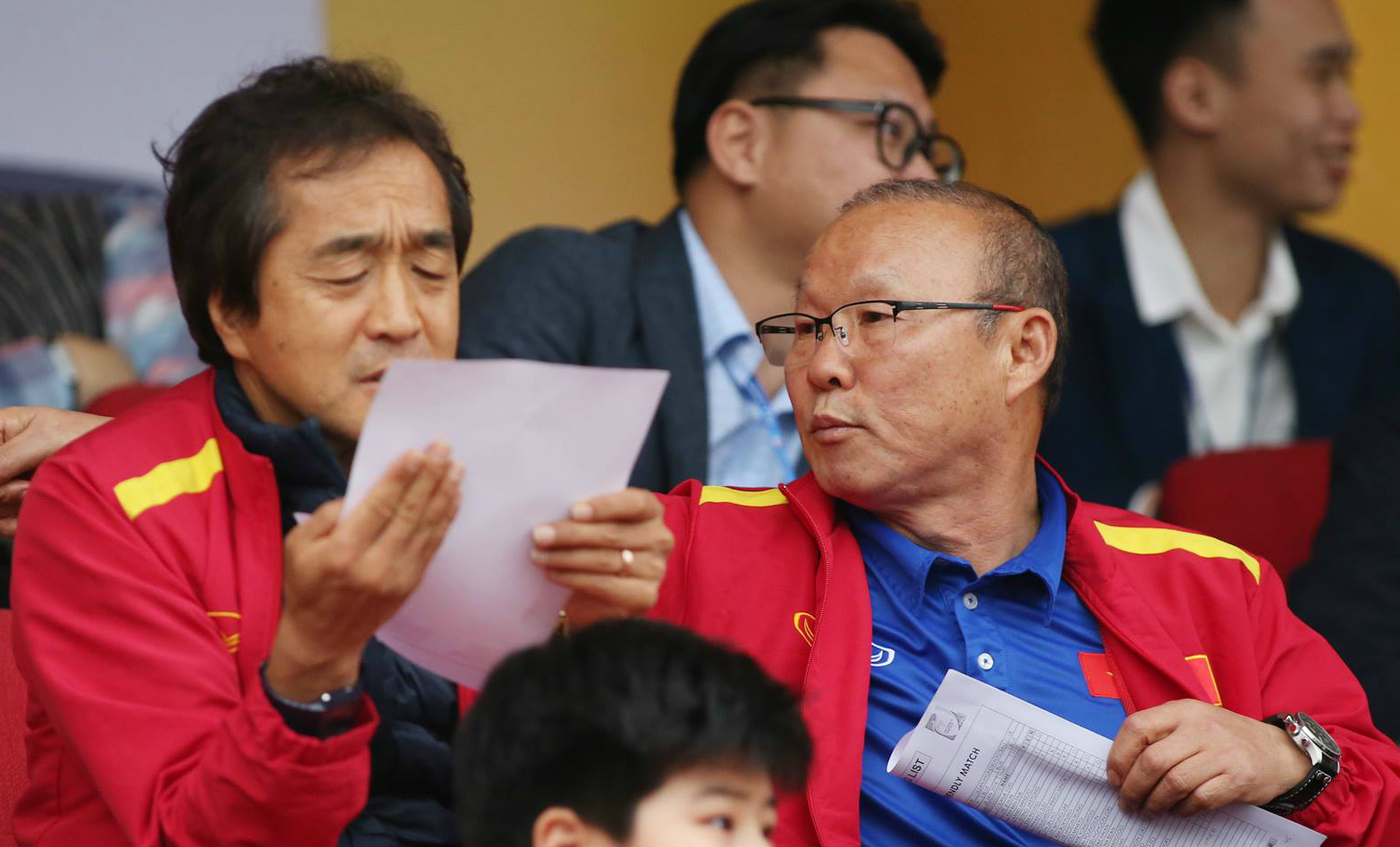 VFF - HLV Park Hang-seo và các cộng sự lên kế hoạch dự khán V.League 2020