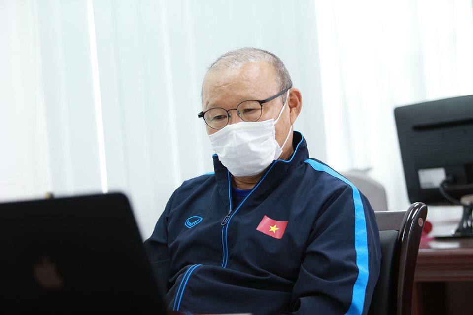 HLV Park Hang Seo không kịp hội quân với ĐT Việt Nam