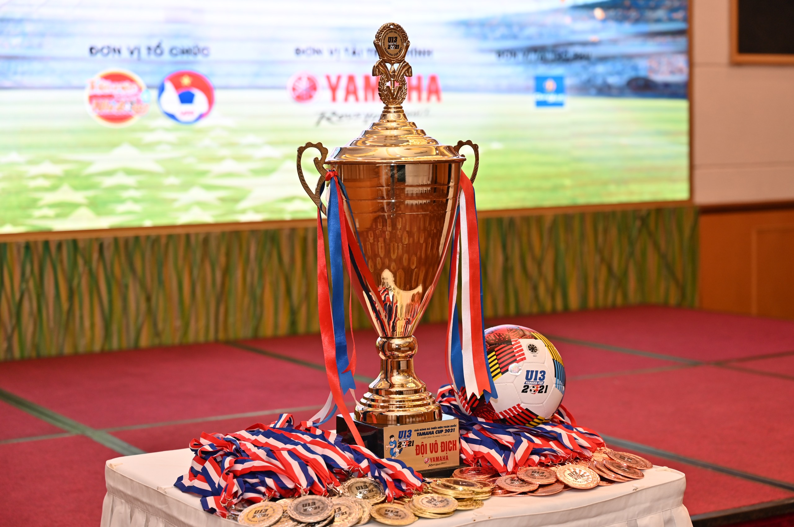 Giải bóng đá Thiếu niên toàn quốc năm 2021: Chắp cánh tài năng tương lai 4