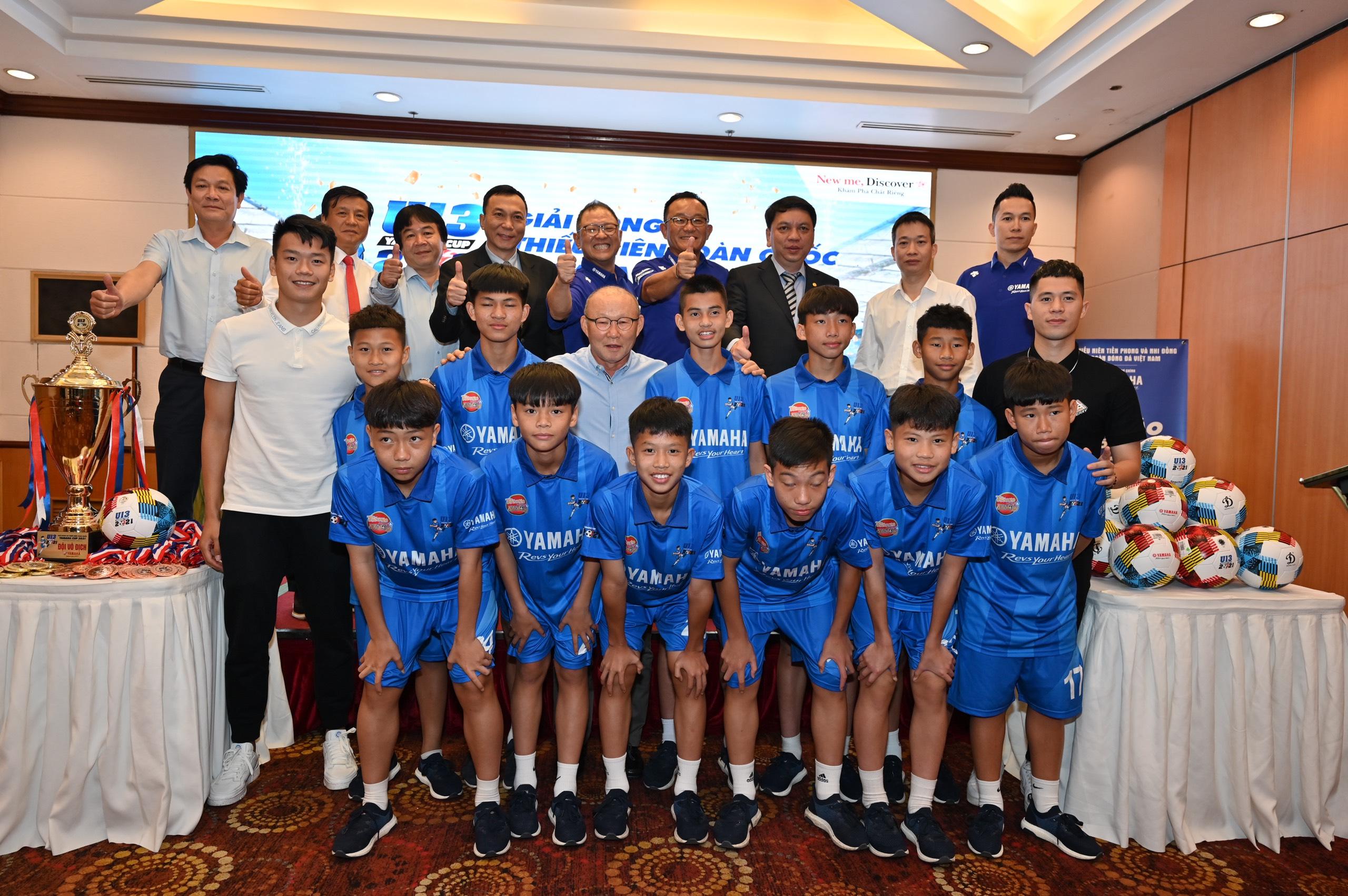 Giải bóng đá Thiếu niên toàn quốc năm 2021: Chắp cánh tài năng tương lai 3